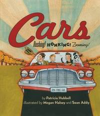 Cars by Patricia Hubbell image