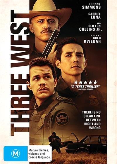 Three West on DVD