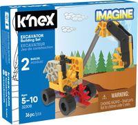 K'Nex: Imagine - Excavator Building Set (32308)