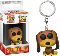 Toy Story - Slinky Dog Pocket Pop! Keychain