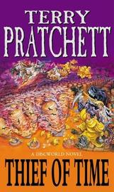 Thief of Time (Discworld - Death / History Monks) by Terry Pratchett image