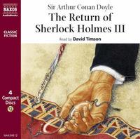 The Return of Sherlock Holmes III by Sir Arthur Conan Doyle image