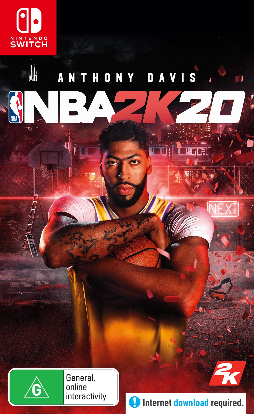 NBA 2K20 for Switch image