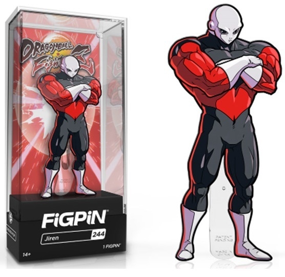 Dragonball Fighter Z: Jiren (#244) - Collectors FiGPiN