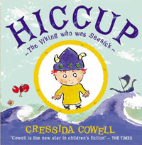 Hiccup the Viking Who Was Seasick by Cressida Cowell image
