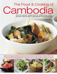Food and Cooking of Cambodia by Ghillie Basan image