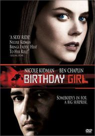 Birthday Girl on DVD image
