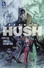 Hush by Jeph Loeb