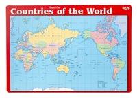 Gillian Miles - Countries - Deskmat