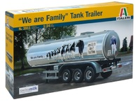 Italeri: 1/24 Tank Trailer - Model Kit