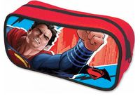 Batman v Superman Pencil Case - Superman