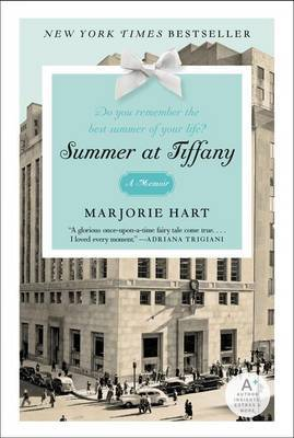 Summer at Tiffany A Memoir by Marjorie Hart image