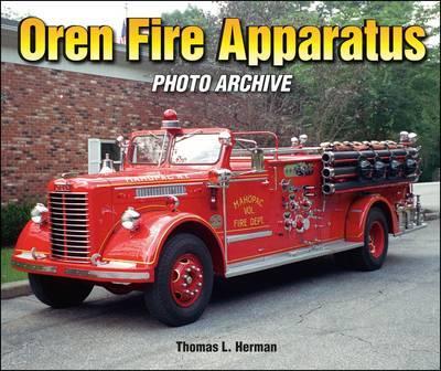 Oren Fire Apparatus by Thomas L Herman image