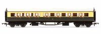 Hornby: GWR Collett Coach Corridor Composite RH '6531'