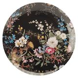 Maxwell & Williams: William Kilburn Plate Midnight Blossom (20cm) - Gift Boxed
