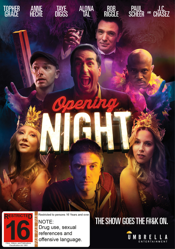 Opening Night on DVD