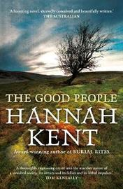 The Good People by Hannah Kent image