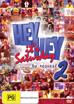 Hey Hey It's Saturday 2 - By Request on DVD