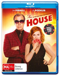 The House on Blu-ray