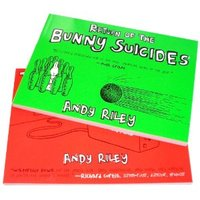 A Box of Bunny Suicides: Box Set (Bunny Suicides #1 & #2) by Andy Riley