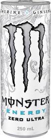 Monster Energy Drink Ultra Zero 250ml 30pk