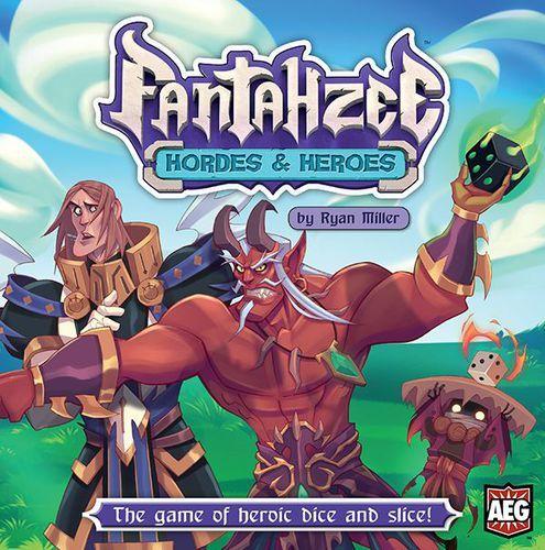 Fantahzee: Hordes and Heroes - Fantasy Dice Game