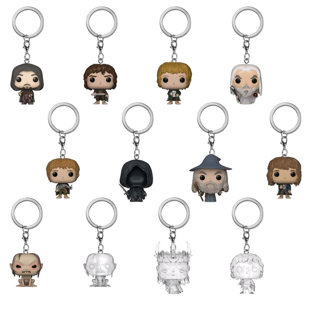 The Lord of the Rings - Pocket Pop! Keychain (Blind Bag)