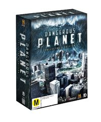 Dangerous Planet Collector's Edition on DVD