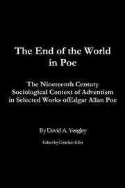 The End of the World in Poe by David A Yeagley image