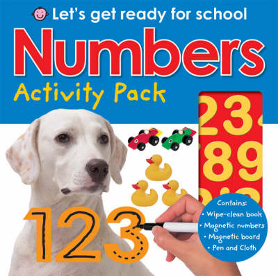 Numbers by Roger Priddy image
