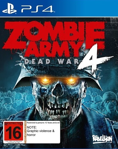Zombie Army 4 Dead War for PS4