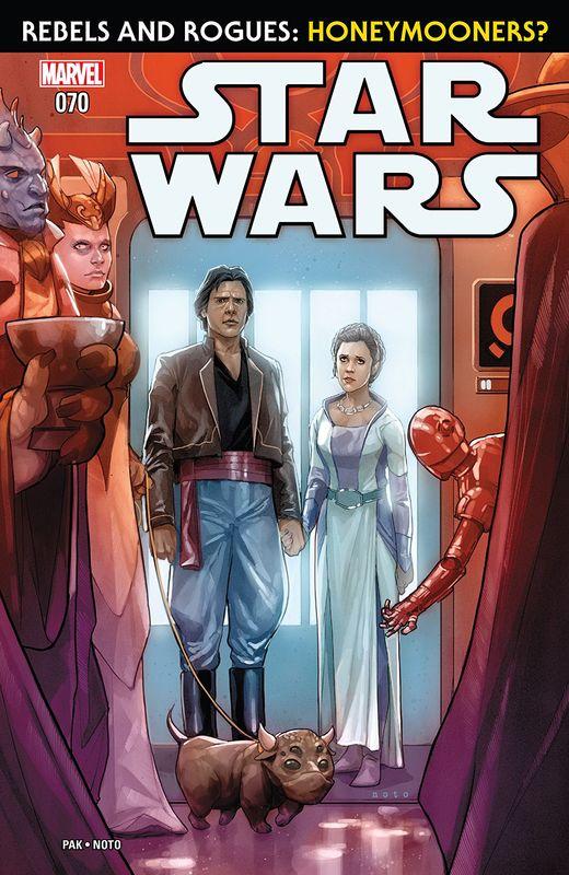 Star Wars - #70 by Greg Pak