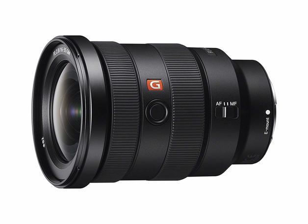 Sony FE 16-35mm f/2.8 GM Lens - Black