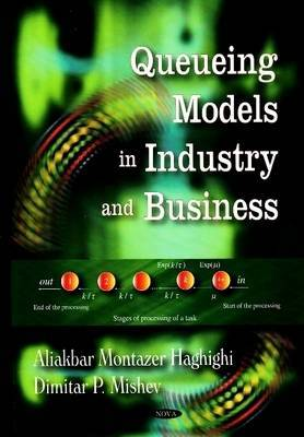 Queuing Models in Industry & Business image
