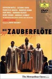 Mozart - The Magic Flute / Battle, Levine on DVD
