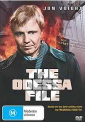 The Odessa File on DVD