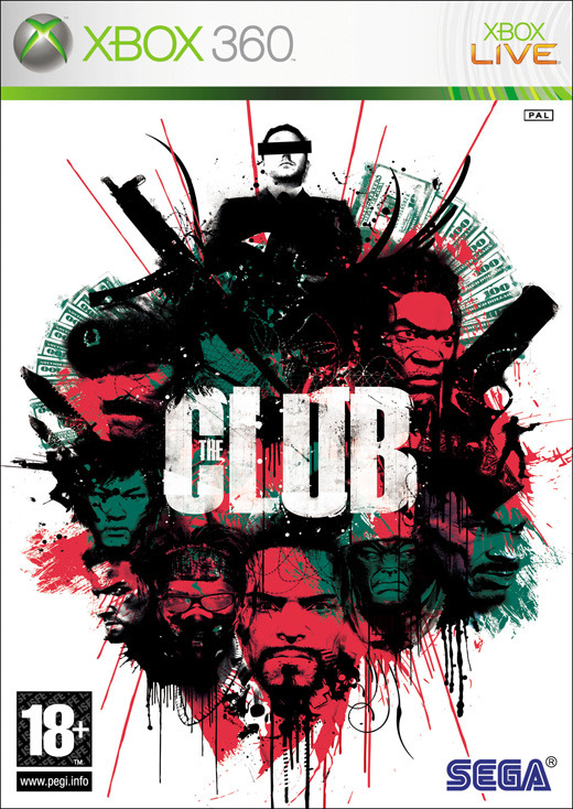 The Club for Xbox 360