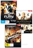 Martial Arts Bundle DVD
