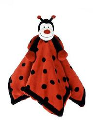 Diinglisar Cuddle Blanket - Ladybug