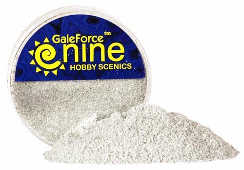 Gale Force Nine Hobby Round Tundra/Ash Flock Foundation