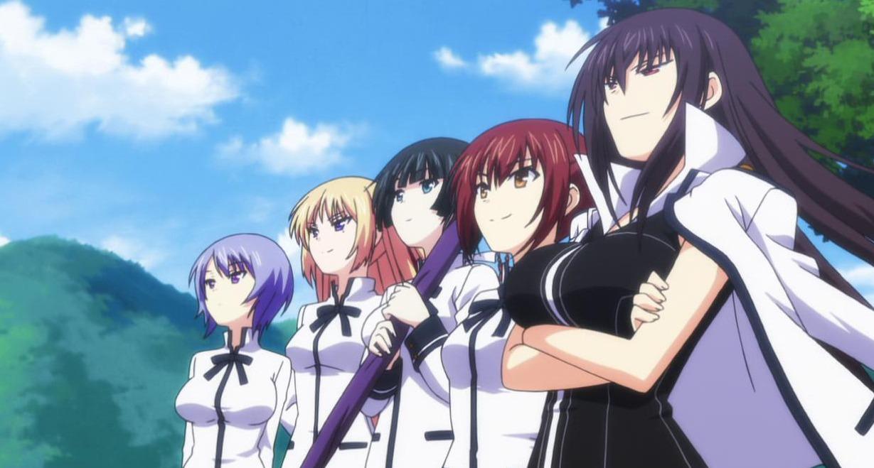Resultado de imagen para Majikoi: Oh! Samurai Girls