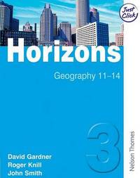 Horizons 3: Student Book by John Smith