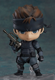 Metal Gear Solid: Nendoroid Solid Snake - Articulated Figure