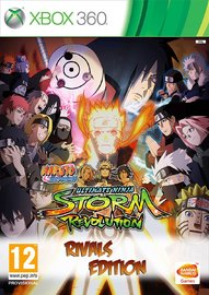 Naruto Shippuden: Ultimate Ninja Storm Revolution Rivals Edition for Xbox 360