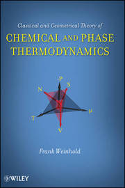 Classical and Geometrical Theory of Chemical and Phase Thermodynamics by Frank Weinhold image