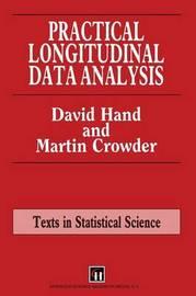 Practical Longitudinal Data Analysis by David J Hand image