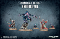 Warhammer 40,000 Genestealer Cults Broodcoven