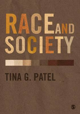 Race and Society by Tina G. Patel image