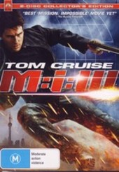 Mission Impossible 3 - Special Edition (2 Disc Set) on DVD