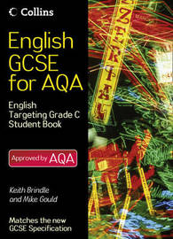 English Student Book Targeting Grade C by Keith Brindle image